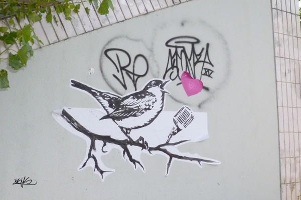 affiches street-art