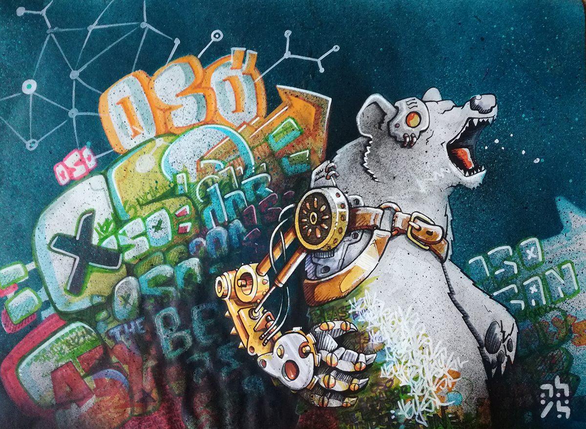 oso-cyborg
