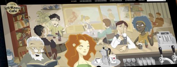 Let know café