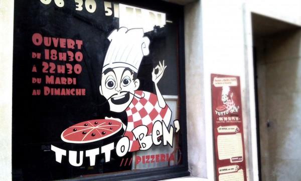 pizzeria tutto ben