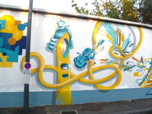 abys - da lyon -street-art graffiti mister wurst