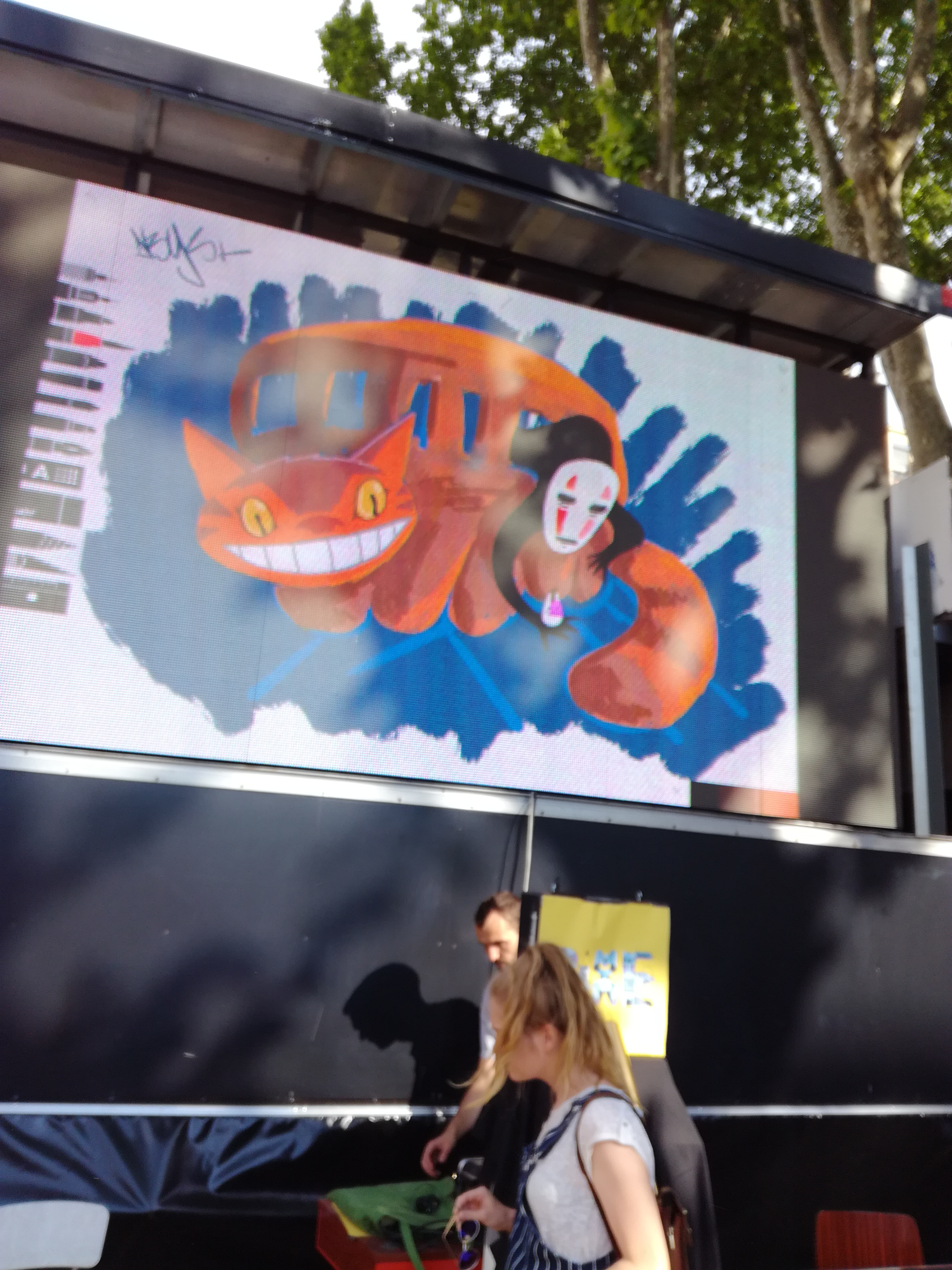 battle illustration lyon rixe artbyfriend - abys - sofffa - nuits sonores 2018