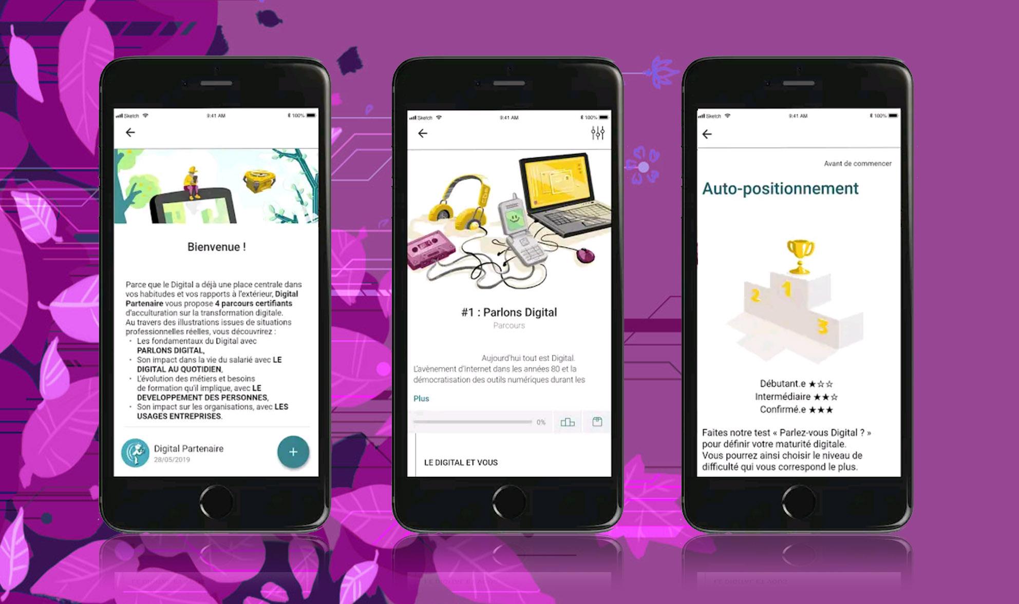 Smart apps -illustrateur-graphiste-lyon -abys