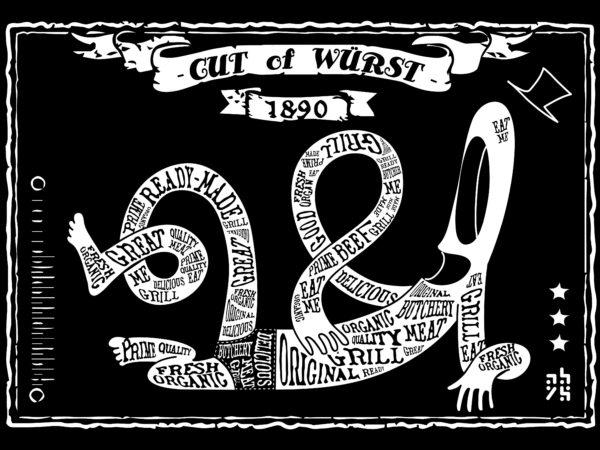 abys-illustration -digital- streetart lyon mister wurst
