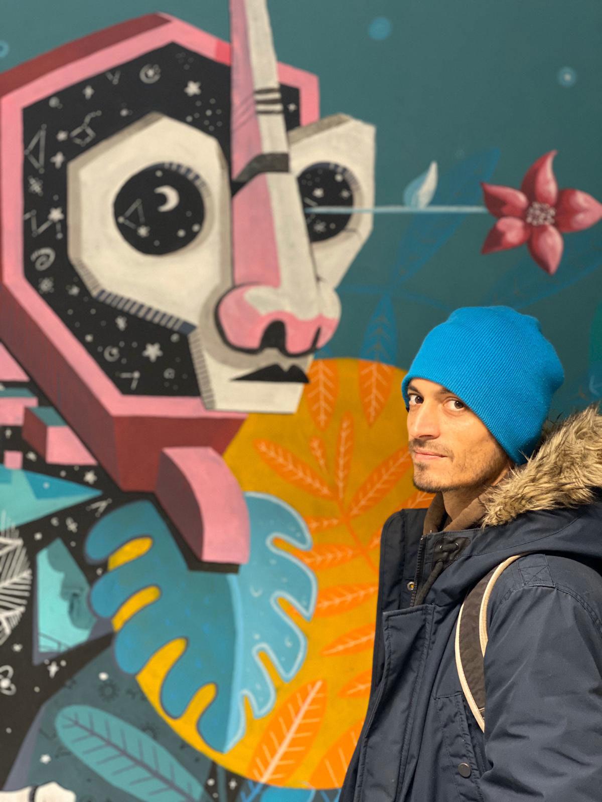 abys-illustration -da- streetart lyon @sofffa @tonynoel tribal trip quantic