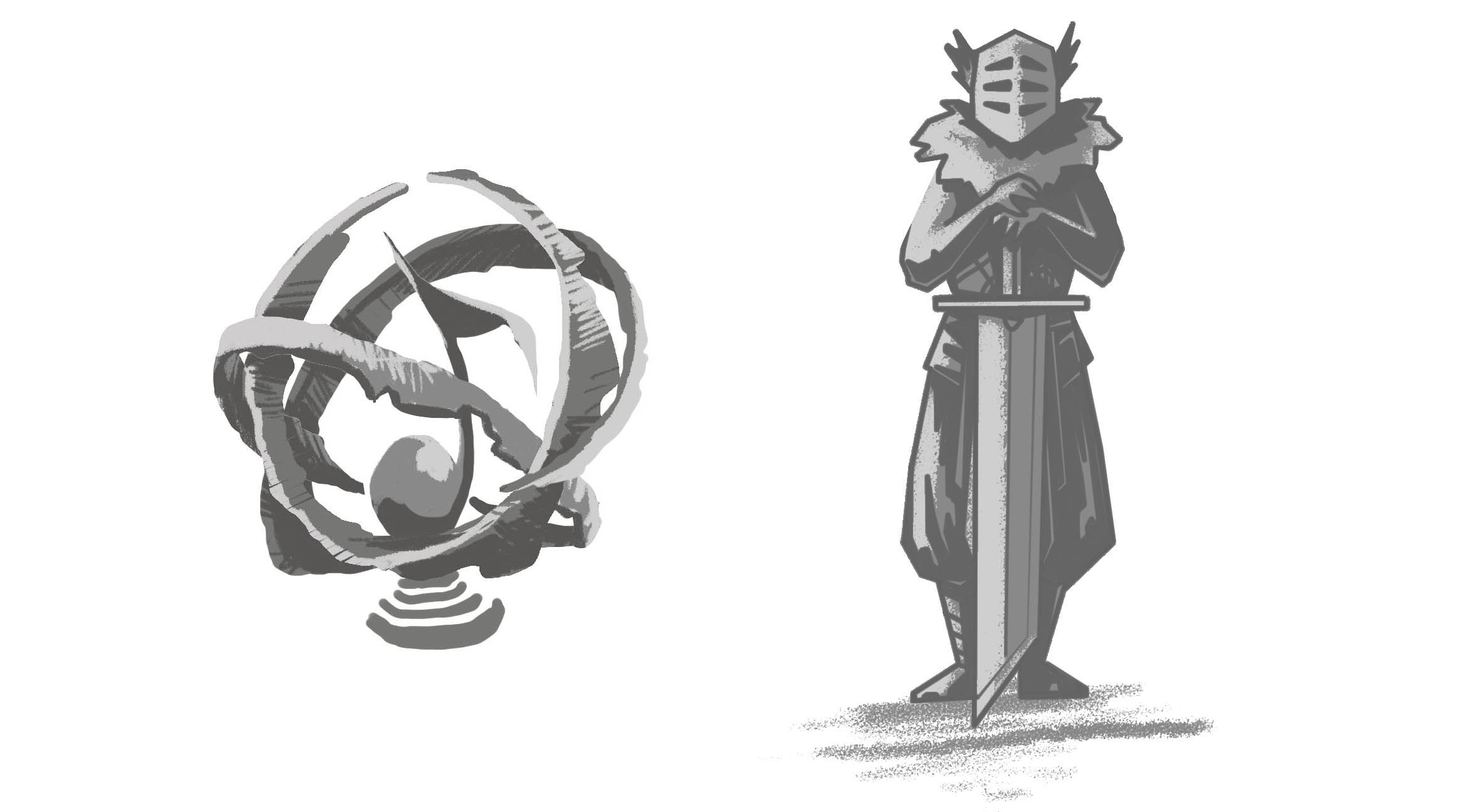 abys-illustration da-lyon rough fantasy