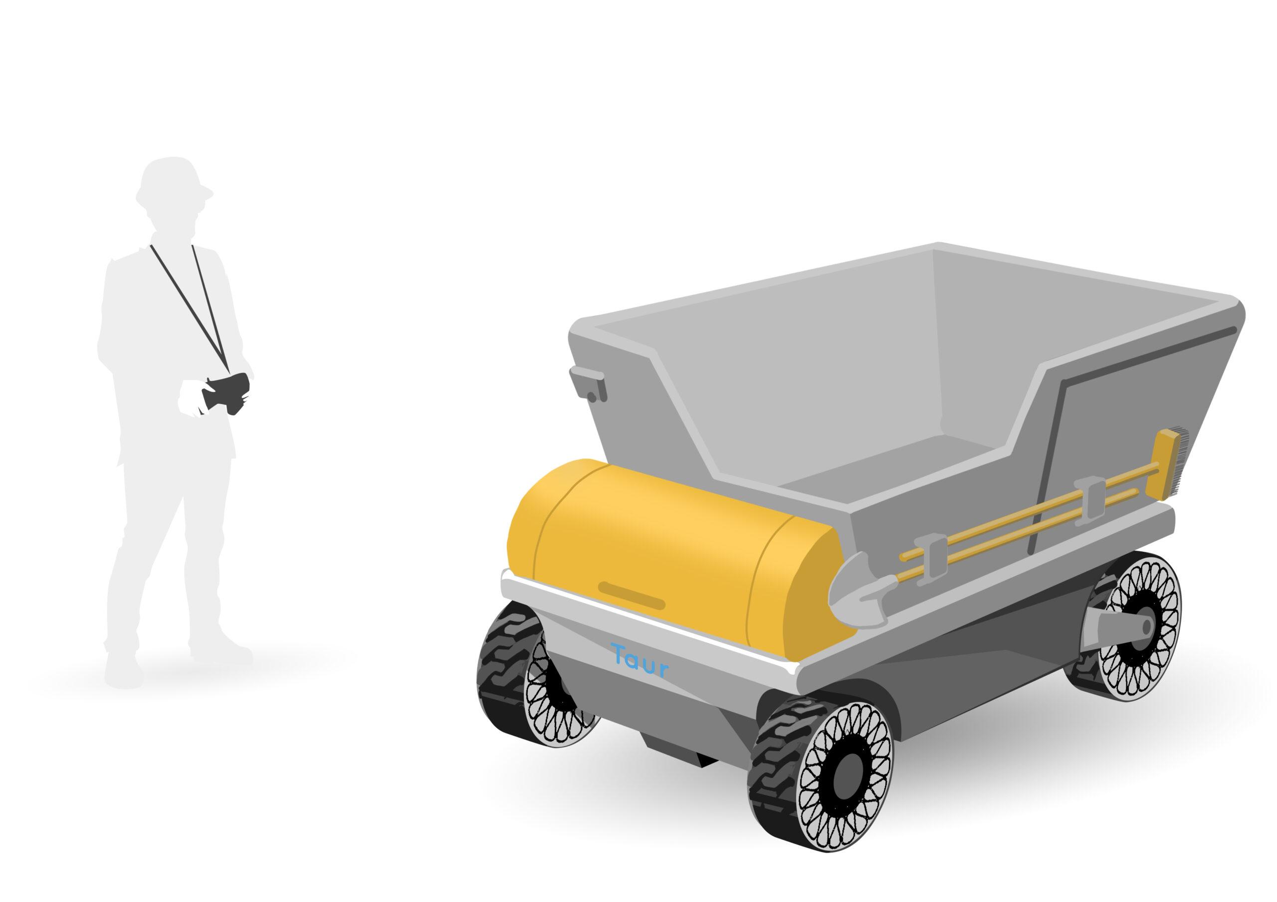 conceptcar - design - concept art - illustration - lyon - drone taur
