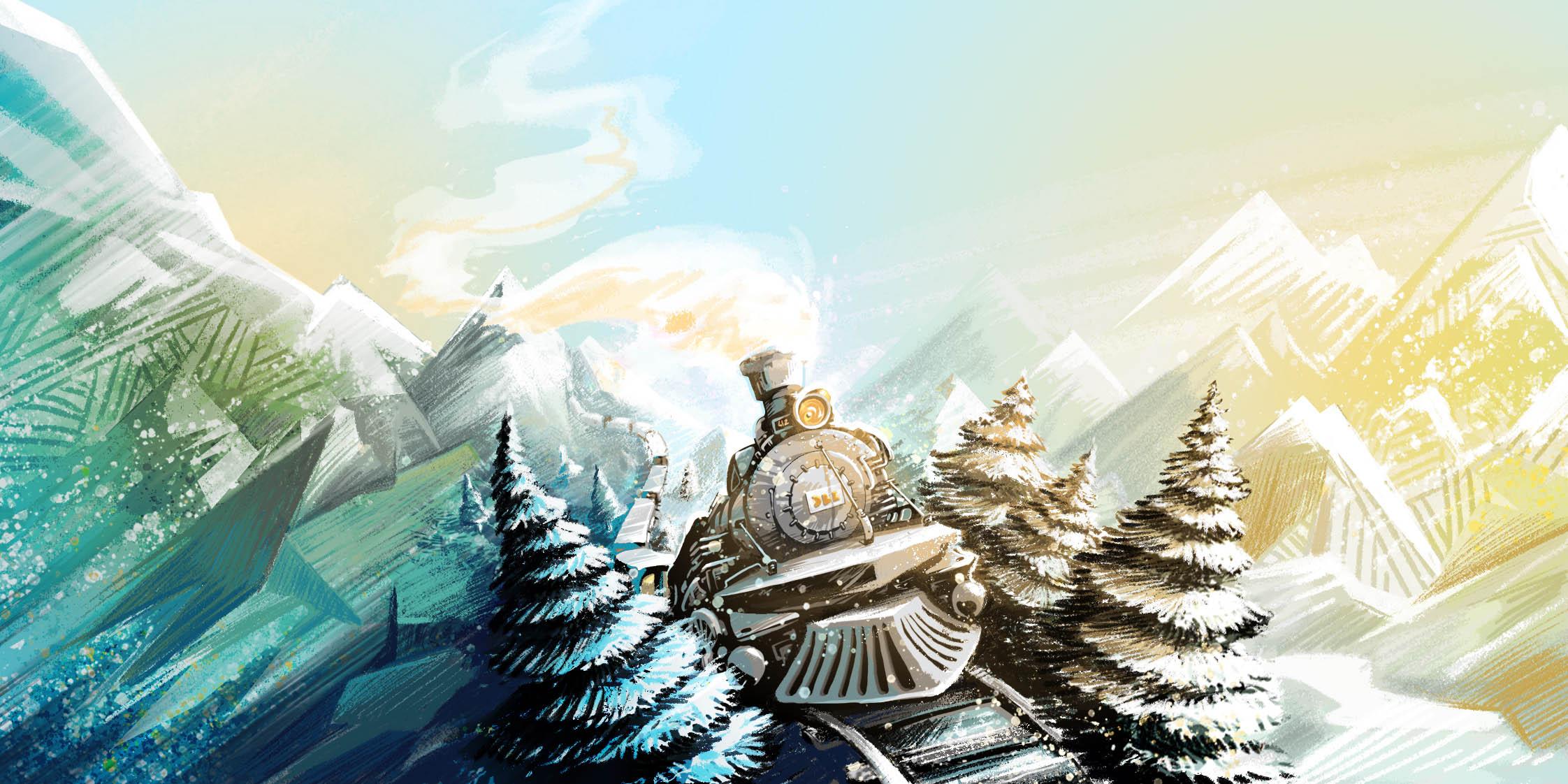 snowpiercer-train-locomotive-steam--abys-beer - biere blanche - tranperseneige-illustration